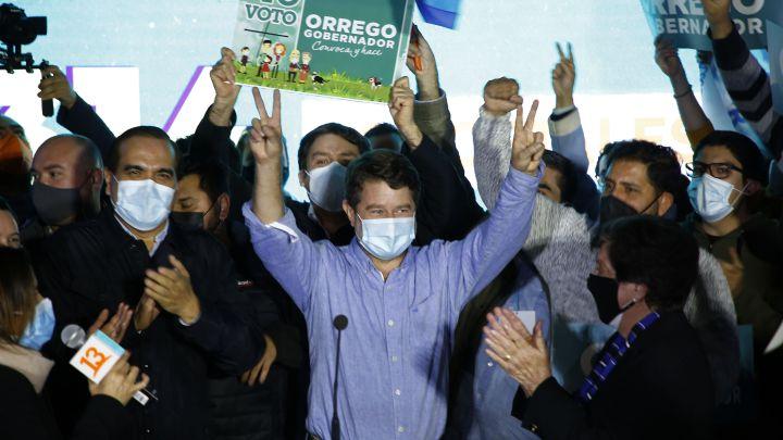 En la Región Metropolitana se registró un 25% de participación electoral.