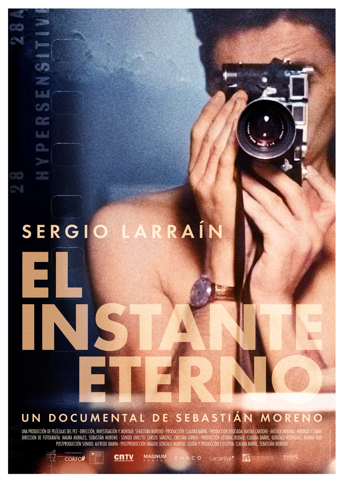 Afiche Sergio Larrain
