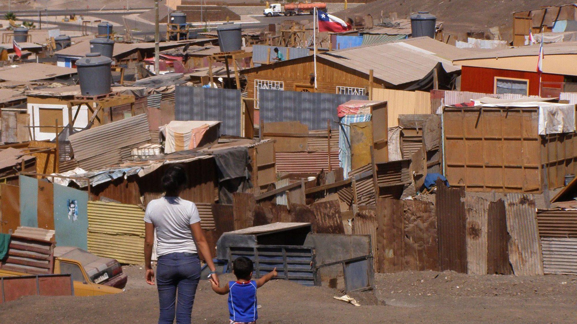 La proliferación de campamentos ha sido uno de los problemas que se han agudizado durante la pandemia.