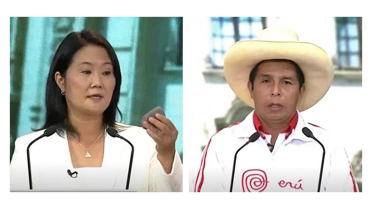 Candidatos Peru