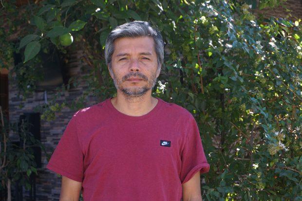 """Periodista Juan Guerra, autor de """"La Universidad de Pinochet"""""""