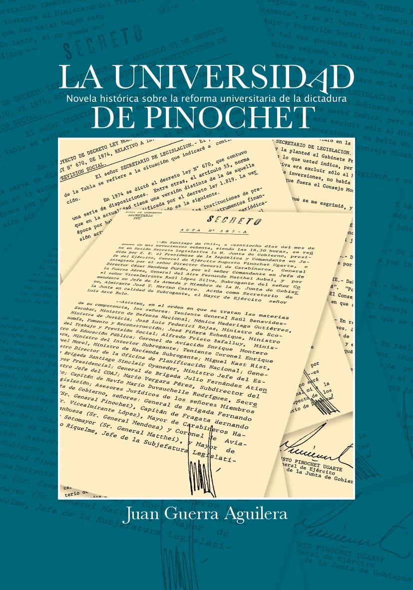 La Universidad de Pinochet portada