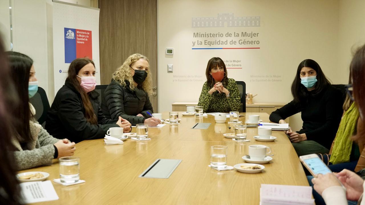 Ministerio Mujer