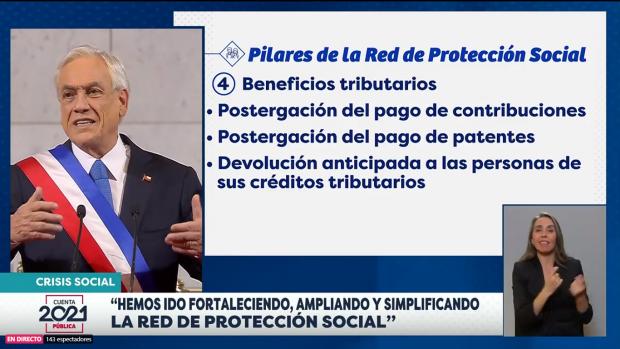 Red protección cuenta pública