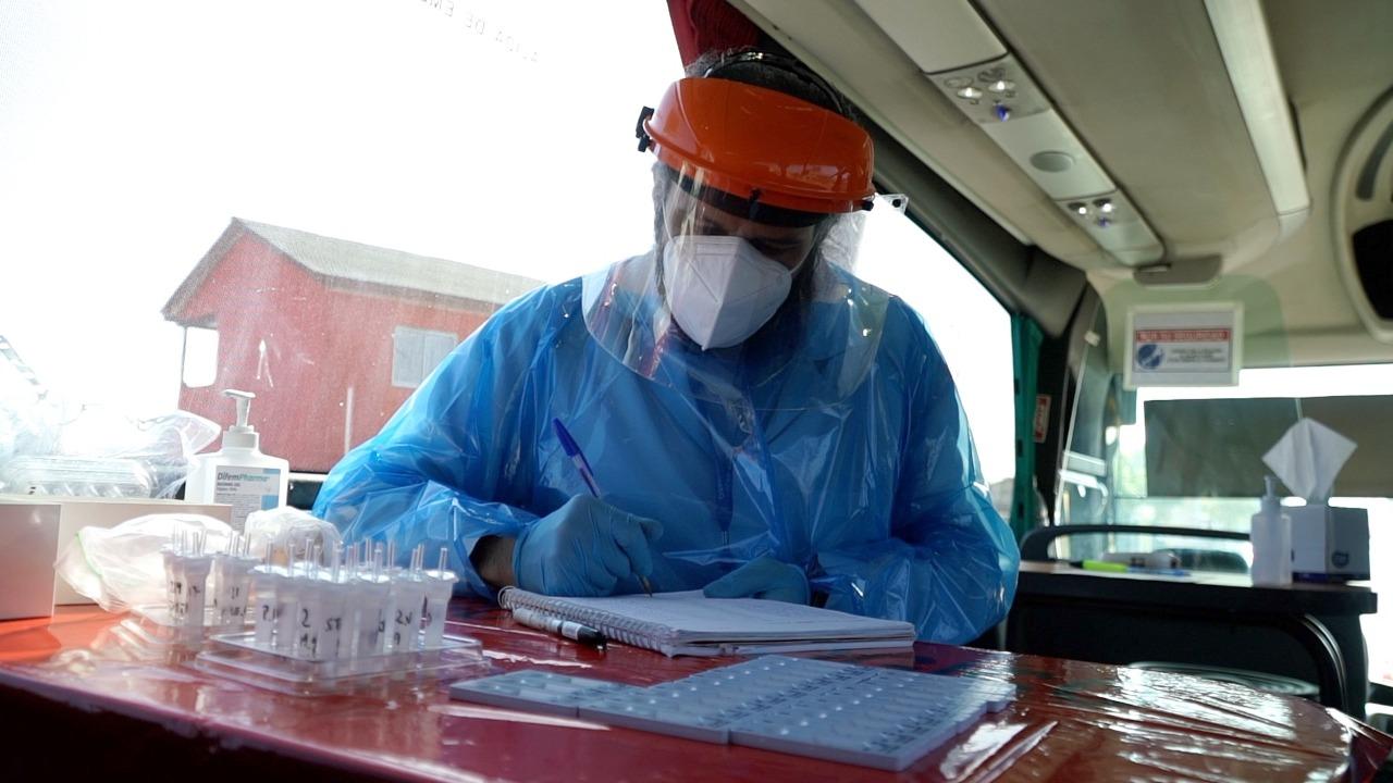 Uno de los principales avances en los meses de pandemia fue el de la pesquisa de los casos de Covid positivo en el país.