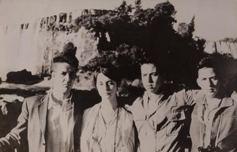 Familia Enríquez Espinosa.