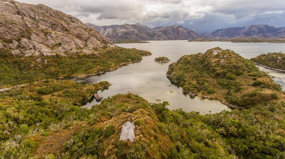 Parque Nacional Kawésqar