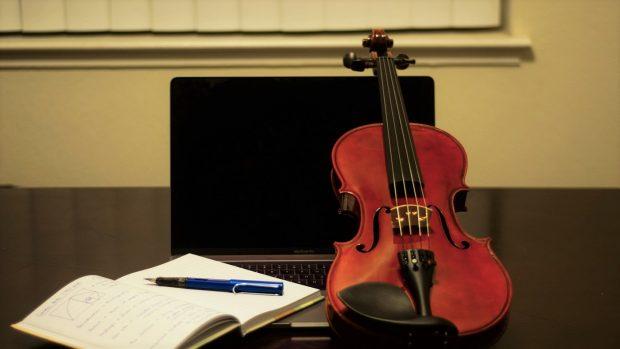 enseñar violin