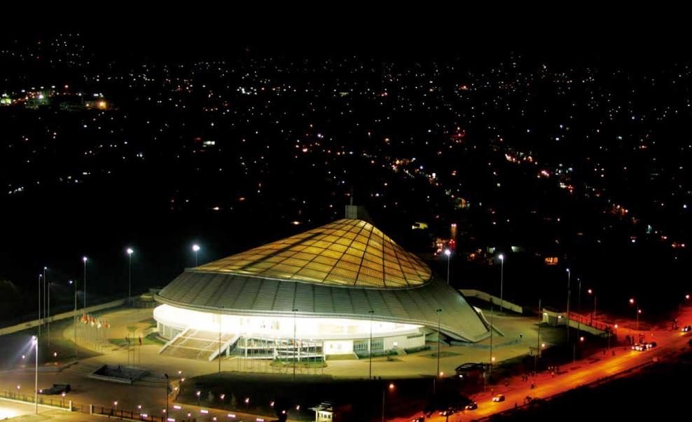 Estadio Yaundé - Camerún