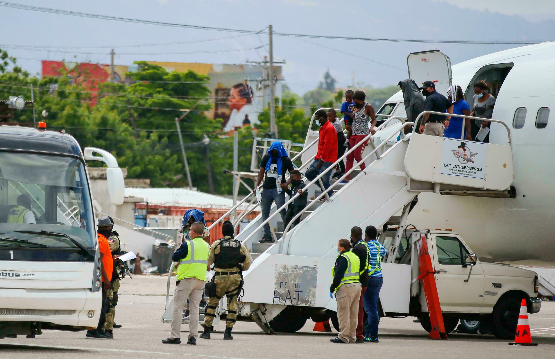 deportaciones estados unidos haití