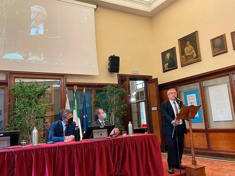rector en italia