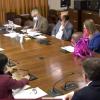 sesion comision constitucion
