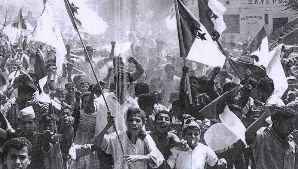 Independencia Argelia